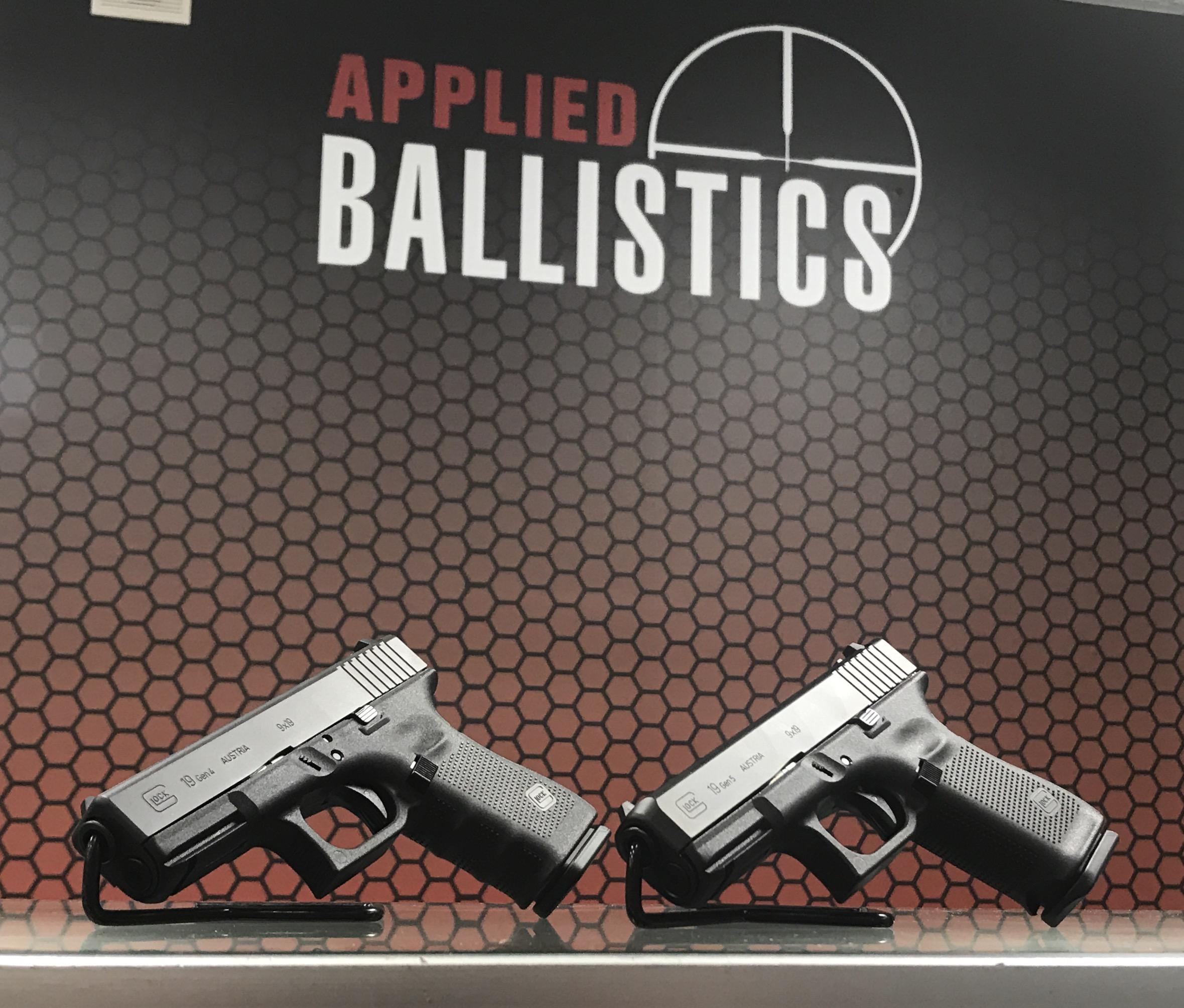 Glock 19 Gen 5 – First Impression – Applied Ballistics